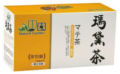 Brand of Natural Garden Yerba Mate